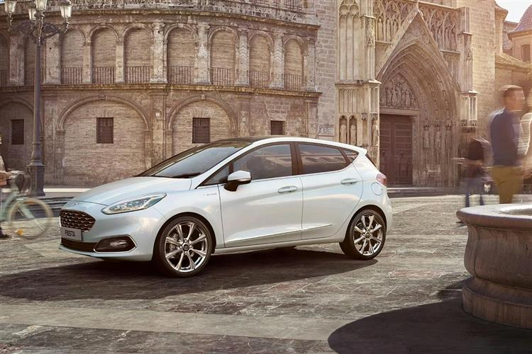 Ford Fiesta 1.0 EcoBoost Hybrid mHEV 125 Trend 5dr image 9