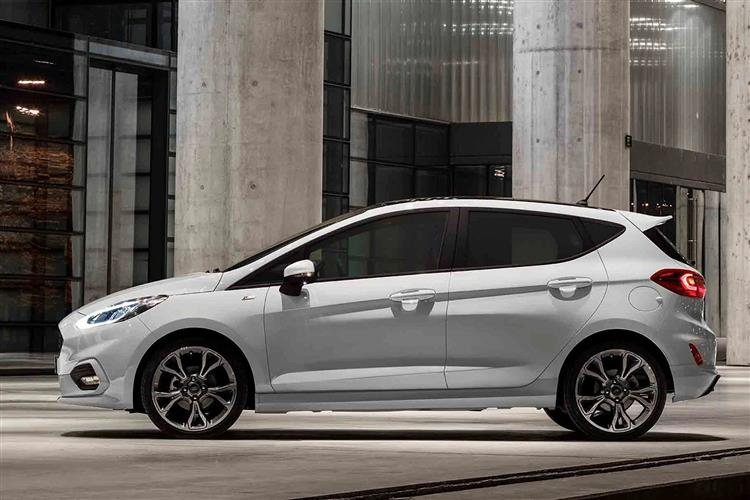 Ford Fiesta 1.0 EcoBoost Hybrid mHEV 125 Trend 5dr image 10