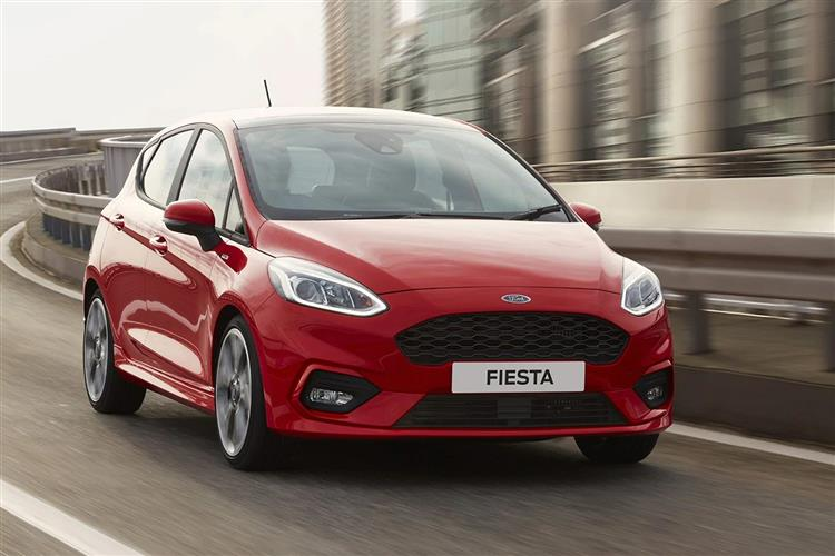 Ford Fiesta 1.0 EcoBoost Hybrid mHEV 125 Trend 5dr image 11