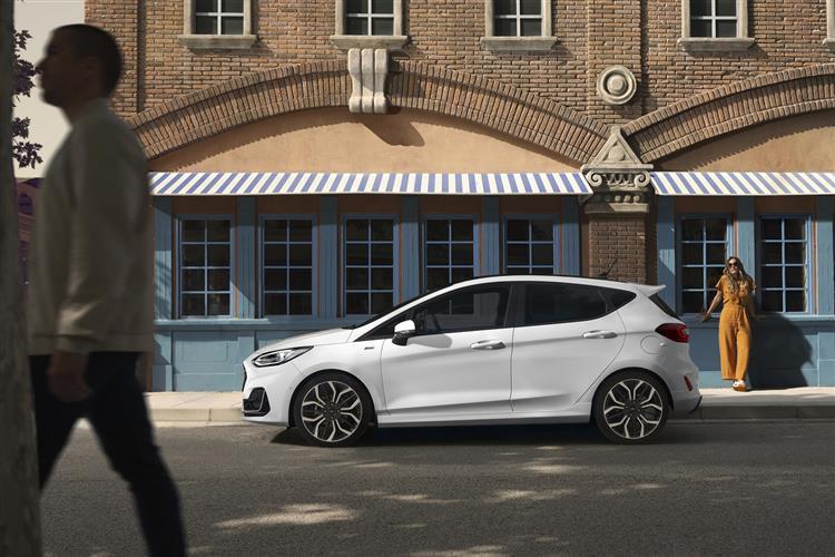 Ford Fiesta 1.1 75 Trend Navigation 5dr Petrol Hatchback