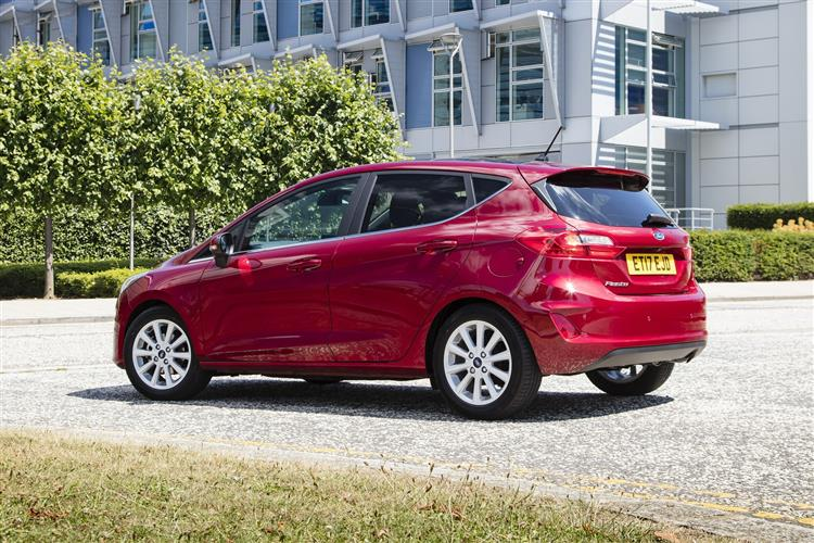 Ford Fiesta Zetec 1.1 Ti-VCT 85PS 5dr image 1