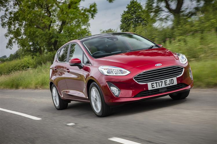 Ford Fiesta Zetec 1.1 Ti-VCT 85PS 5dr image 2