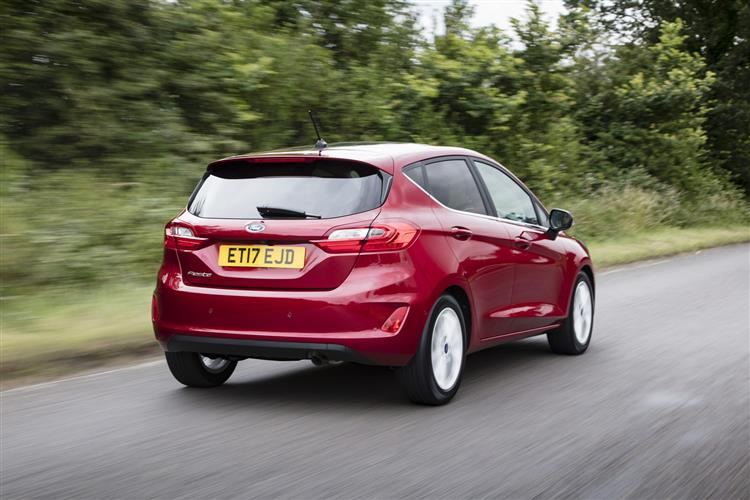Ford Fiesta Zetec 1.1 Ti-VCT 85PS 5dr image 3