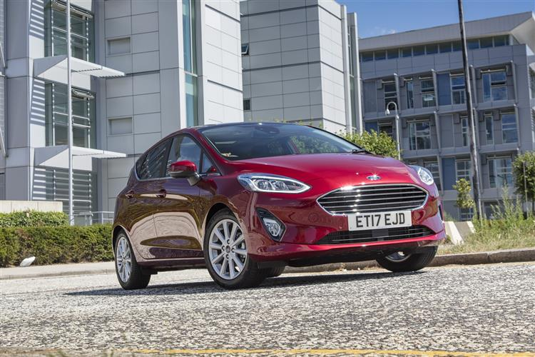 Ford Fiesta Zetec 1.1 Ti-VCT 85PS 5dr image 4
