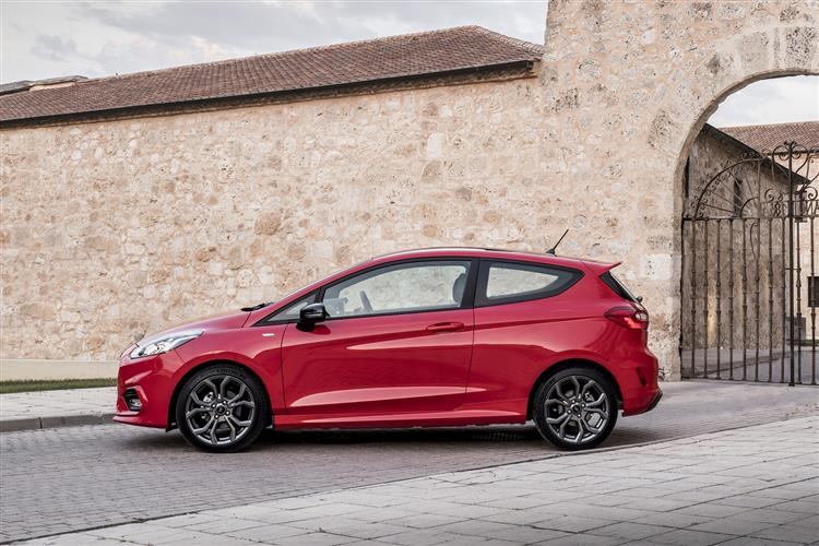 Ford Fiesta 1.0 EcoBoost Hybrid mHEV 125 Trend 5dr image 1