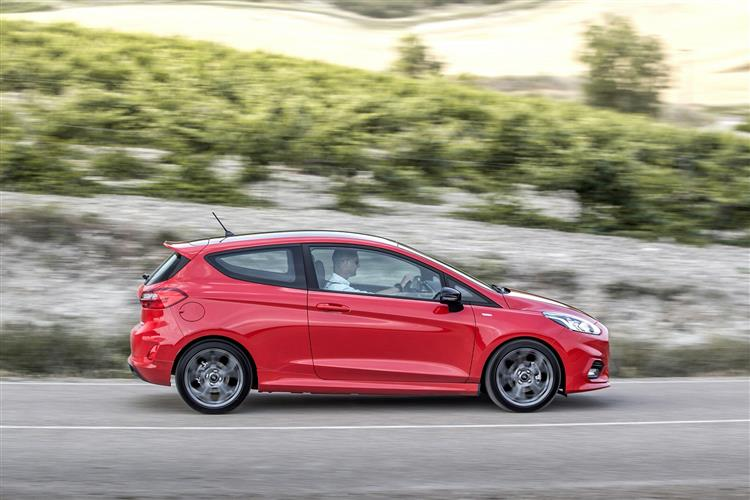 Ford Fiesta 1.0 EcoBoost Hybrid mHEV 125 Trend 5dr image 3