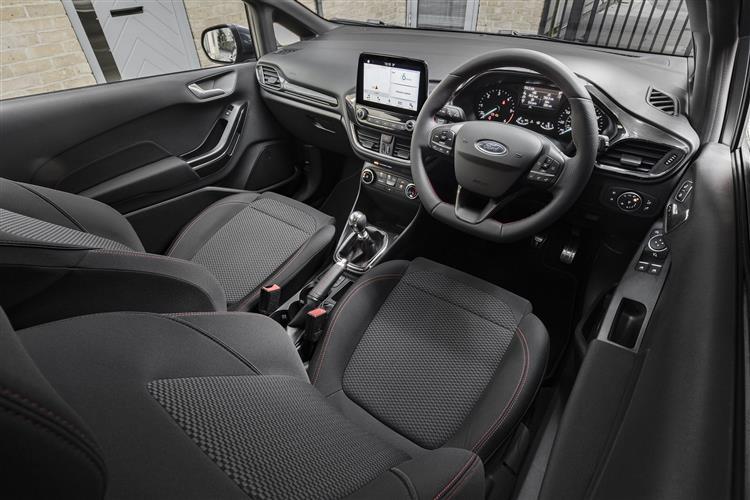 Ford Fiesta Petrol 1.0 Ecoboost 125 Sport Van