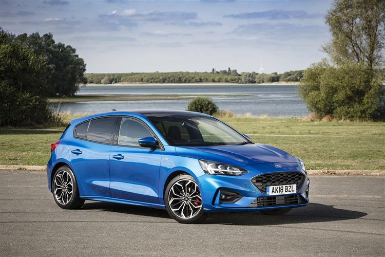 Ford Focus Zetec 1.0 EcoBoost 100PS 5dr image 9 thumbnail
