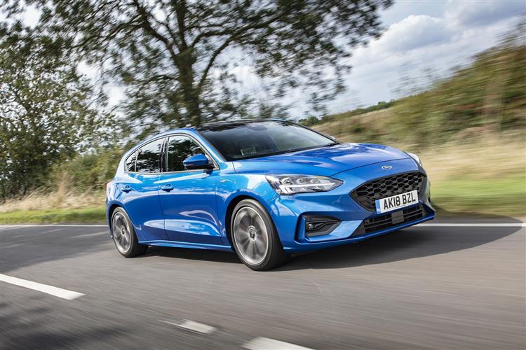 Ford Focus Zetec 1.0 EcoBoost 100PS 5dr image 13 thumbnail