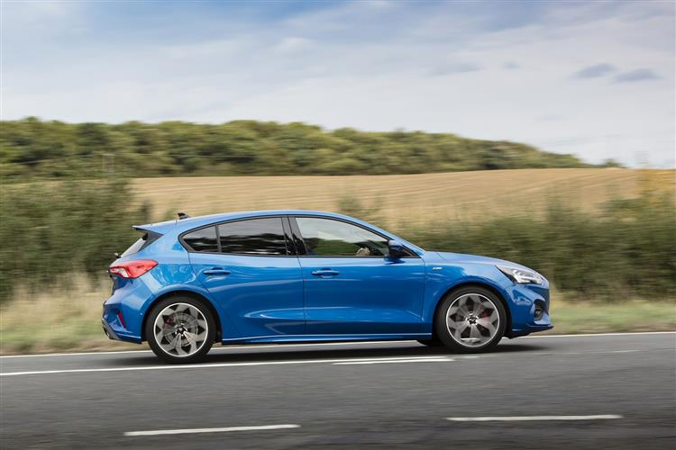 Ford Focus Zetec 1.0 EcoBoost 100PS 5dr image 4 thumbnail