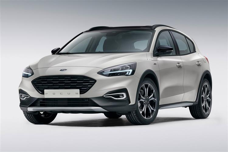 Ford Focus 1.0 EcoBoost 125 Active Edition 5dr image 13