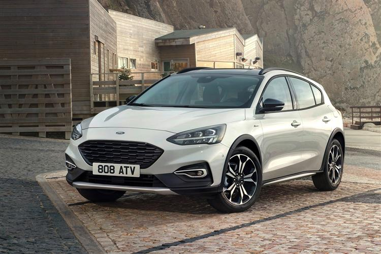 Ford Focus 1.0 EcoBoost 125 Active Edition 5dr image 16
