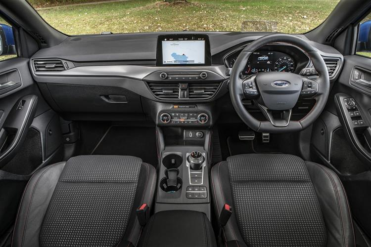 Ford Focus 1.0 EcoBoost Hybrid mHEV 125 Zetec Edition 5dr image 6