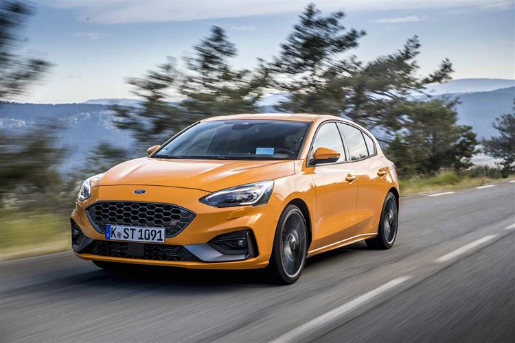 Ford Focus ST 2.3 EcoBoost 280PS image 2