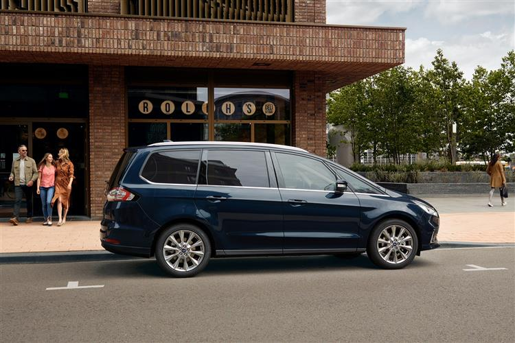 Ford Galaxy 2.0 EcoBlue 150 Zetec 5dr image 1