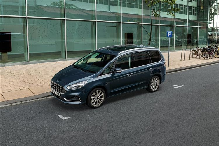 Ford Galaxy 2.0 EcoBlue 150 Zetec 5dr Powershift image 2