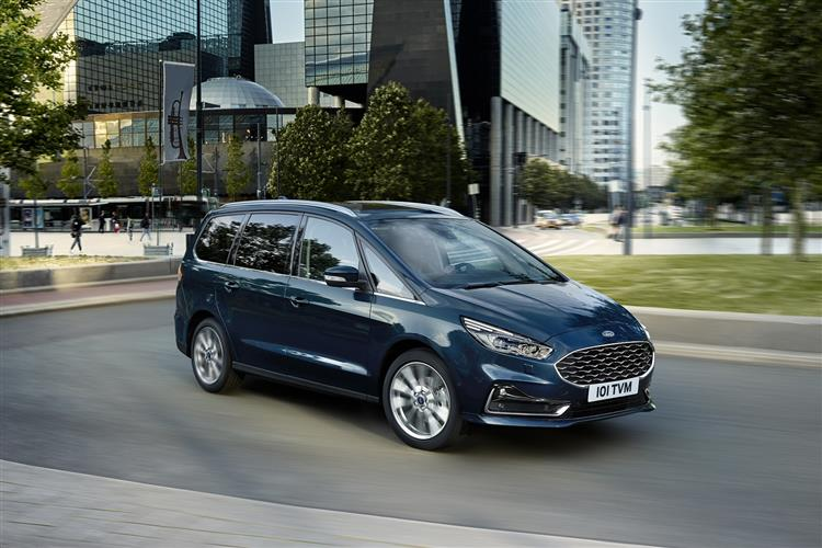 Ford Galaxy 2.0 EcoBlue 150 Zetec 5dr Powershift image 4