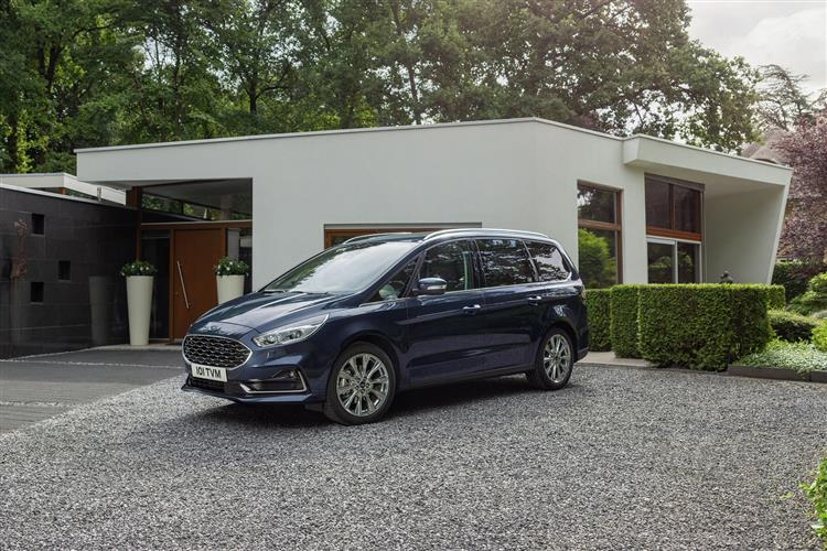 Ford Galaxy 2.0 EcoBlue 150 Zetec 5dr image 6