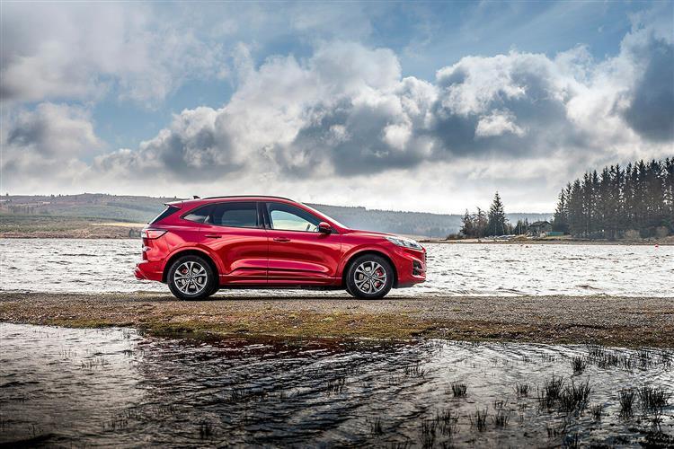 Ford Kuga 1.5 EcoBoost 150 ST-Line X Edition 5dr Petrol Estate