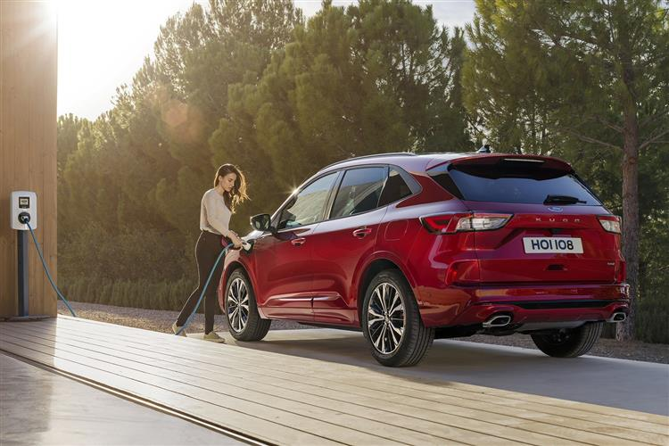 Ford All-New Kuga 1.5 EcoBoost Zetec 5dr image 3
