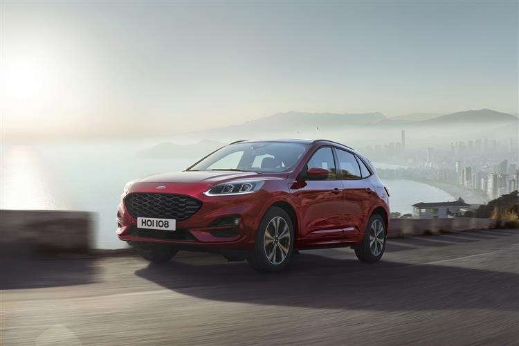 Ford All-New Kuga 1.5 EcoBoost 150 Titanium 5dr image 4