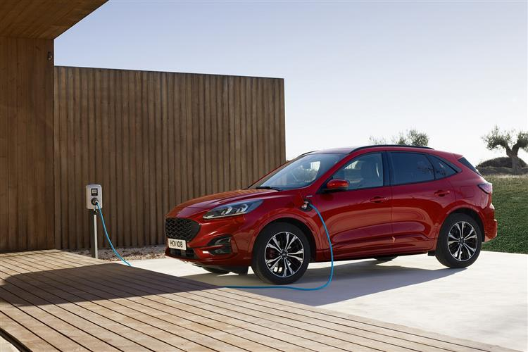 Ford All-New Kuga 1.5 EcoBoost Zetec 5dr image 7