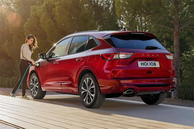 Ford All-New Kuga 2.5 EcoBoost PHEV ST-Line 5dr Auto image 2