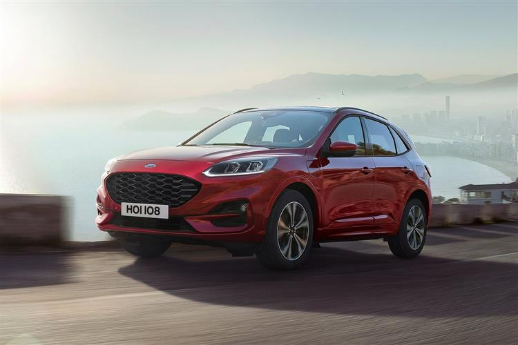 Ford All-New Kuga 2.5 EcoBoost PHEV ST-Line 5dr Auto image 3