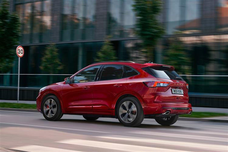 Ford All-New Kuga 2.5 EcoBoost PHEV ST-Line 5dr Auto image 5