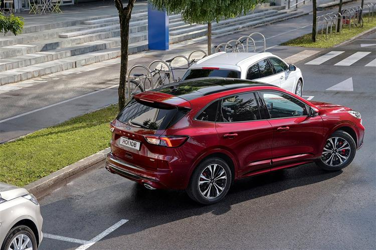 Ford All-New Kuga 2.5 EcoBoost PHEV ST-Line 5dr Auto image 6