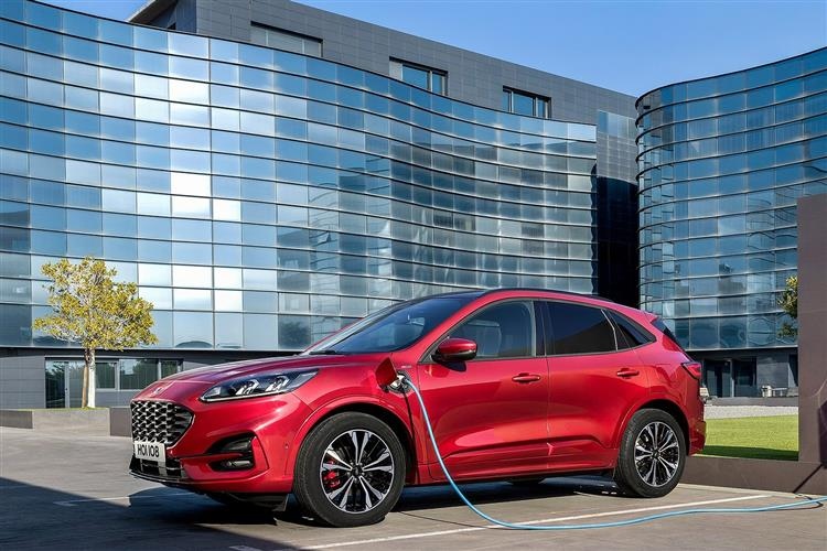 Ford All-New Kuga 2.5 EcoBoost PHEV ST-Line 5dr Auto image 8