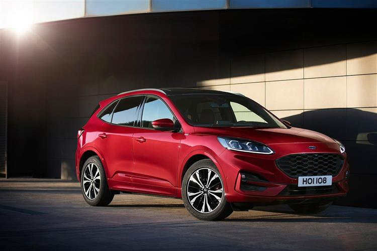 Ford All-New Kuga 2.5 EcoBoost PHEV ST-Line 5dr Auto image 9