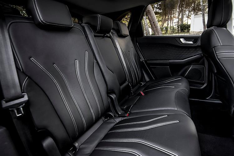 New Ford Kuga 2 5 Ecoboost Phev St Line X 5dr Cvt Estate For Sale