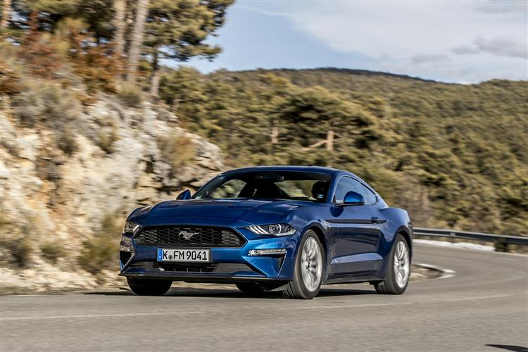 Ford Mustang 5.0 V8 449 GT [Custom Pack 4] 2dr Petrol Coupe