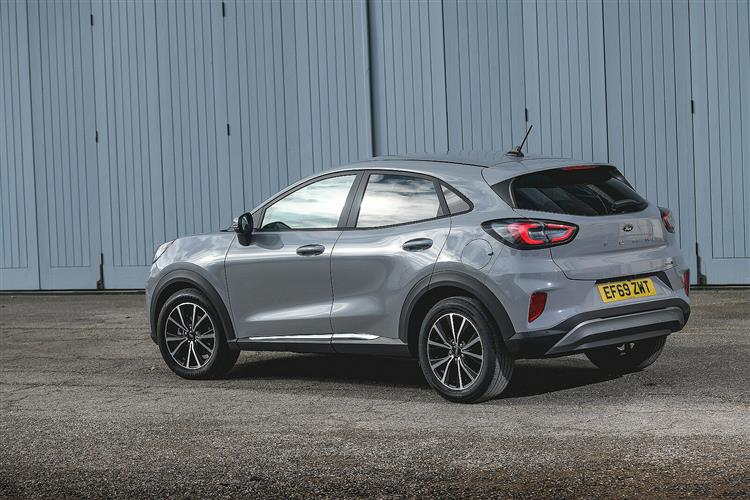 Ford New Puma From £495 Advance Payment* image 3