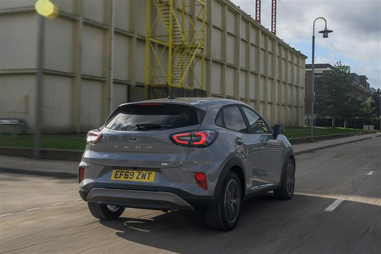 Ford New Puma From £495 Advance Payment* image 6
