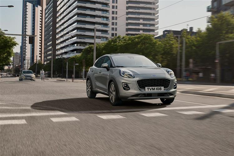 Ford New Puma From £495 Advance Payment* image 7