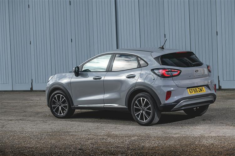 Ford New Puma 1.0 EcoBoost Hybrid mHEV ST-Line 5dr image 2