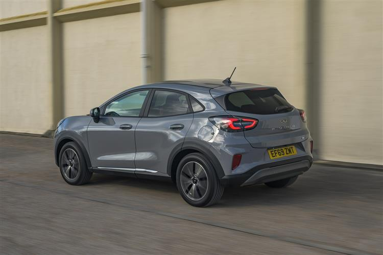 Ford New Puma 1.0 EcoBoost Hybrid mHEV ST-Line 5dr image 4
