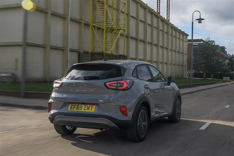 Ford New Puma 1.0 EcoBoost Hybrid mHEV ST-Line 5dr image 5