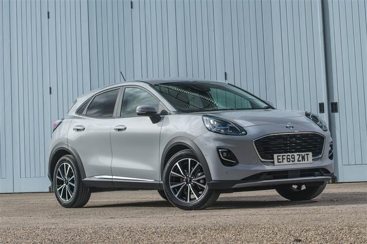 Ford New Puma 1.0 EcoBoost Hybrid mHEV ST-Line 5dr image 6