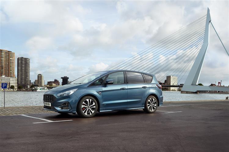 Ford S-MAX 2.0 EcoBlue Titanium 5dr image 1
