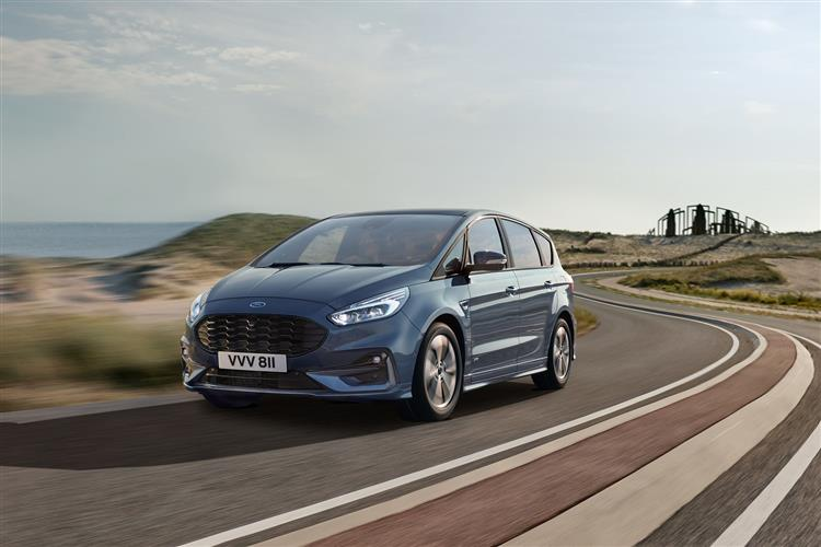 Ford S-MAX 2.0 EcoBlue 190 ST-Line 5dr Auto AWD image 3