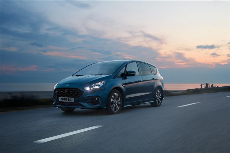 Ford S-MAX 2.0 EcoBlue 190 ST-Line 5dr Auto AWD image 5