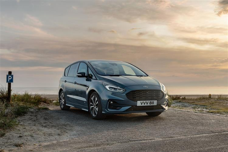 Ford S-MAX 2.0 EcoBlue 190 ST-Line 5dr Auto AWD image 7