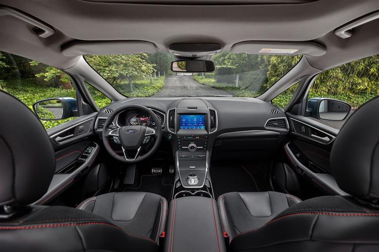 Ford S-MAX 2.0 EcoBlue Zetec 5dr image 8