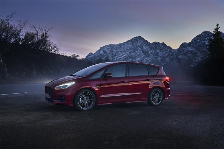 Ford S-MAX 2.0 EcoBlue 190 ST-Line 5dr Auto AWD image 2