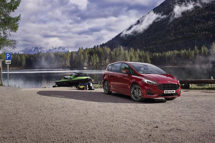 Ford S-MAX 2.0 EcoBlue 150 Titanium 5dr image 6