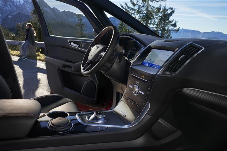 Ford S-MAX 2.0 EcoBlue 150 Titanium 5dr image 7
