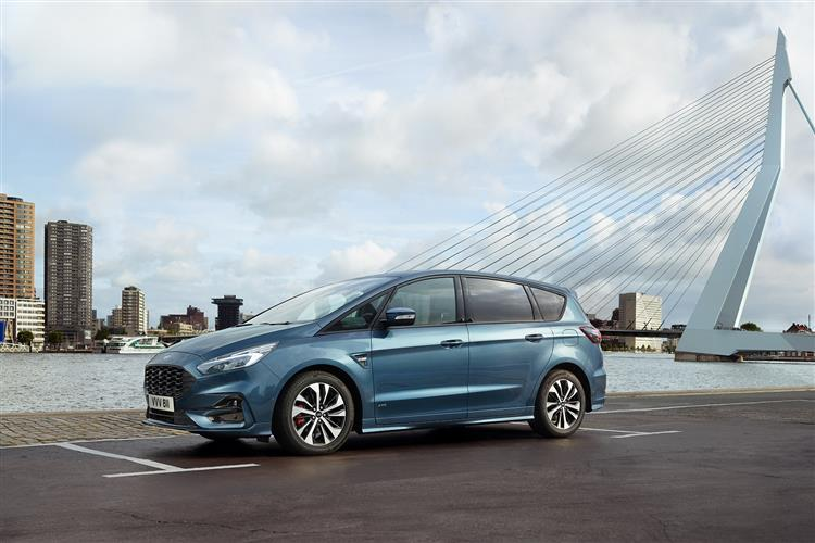 New Ford S-MAX 2.0 EcoBlue 190PS review